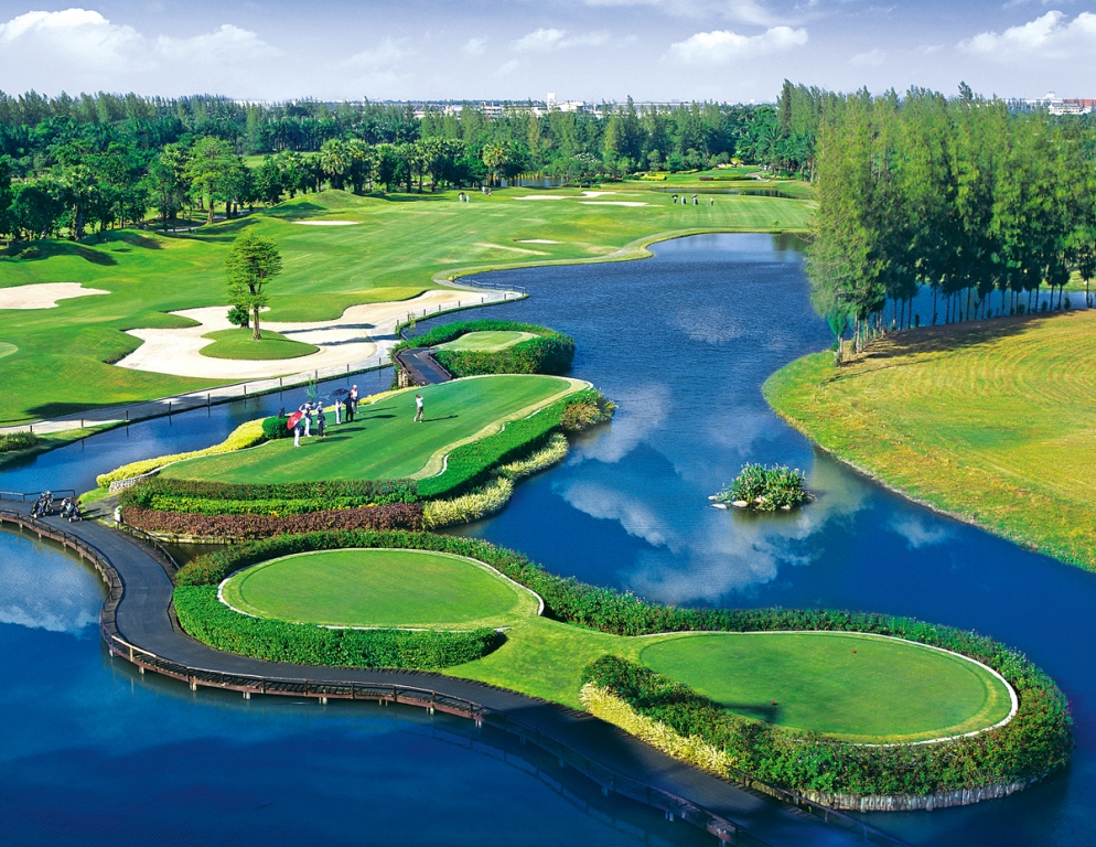 Summit Windmill Golf Club - cliccate e scoprite la Thailandia su trivago