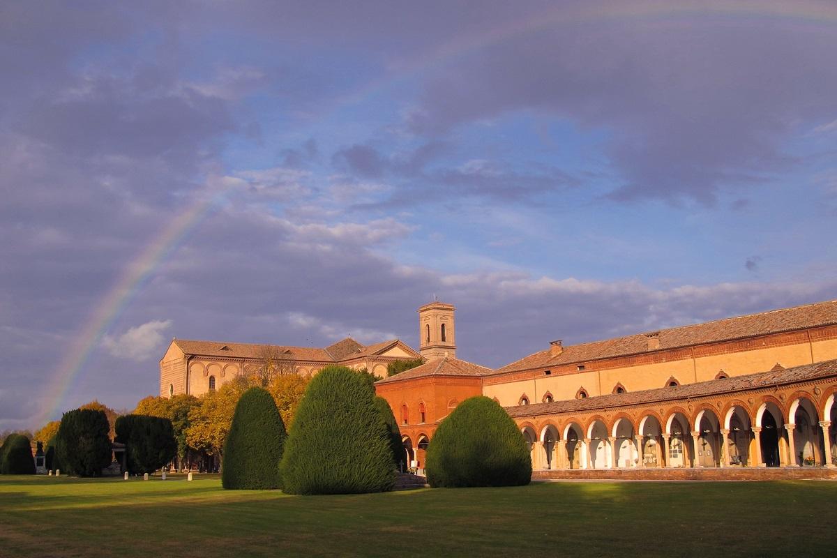 Certosa - archivio fotografico provincia di Ferrara