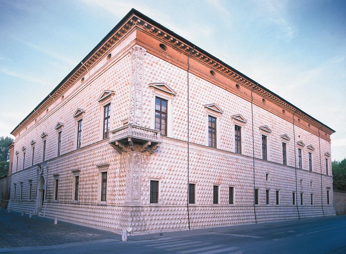 Palazzo Diamanti, Ferrara - Foto di Massimo Baraldi