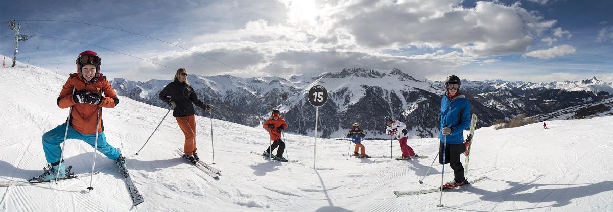 Sciare nel Parco del Queyras - Fonte: @Duncan Mac Arthur