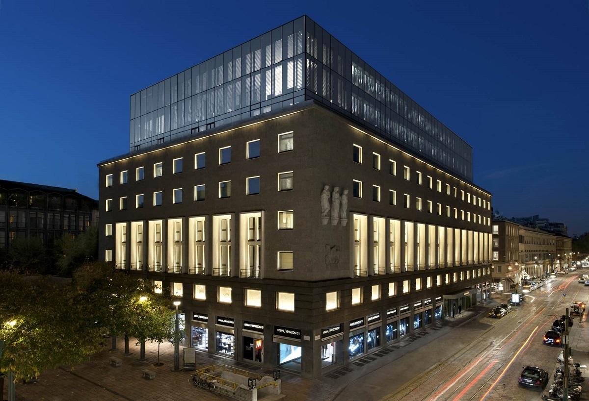 Armani Hotel Milano - Esterno