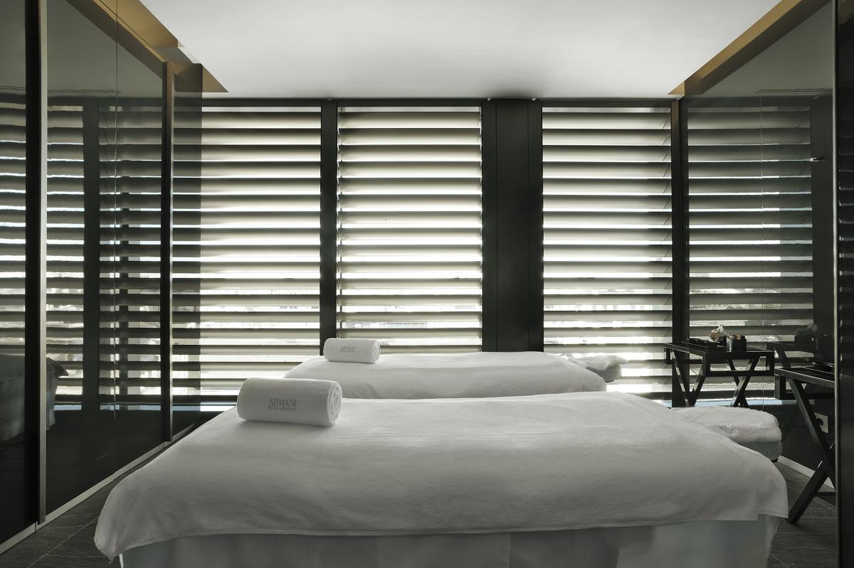 Armani Hotel Milano - Armani Treatment room