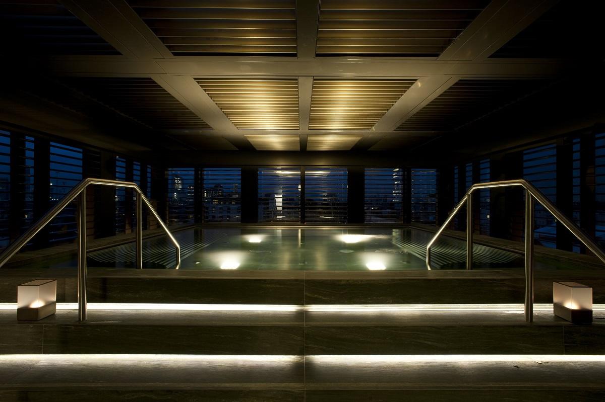 Armani Hotel Milano - Armani Pool