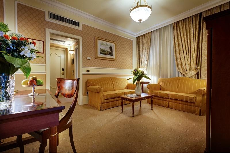 Grand Hotel et Des Palmes - Palermo