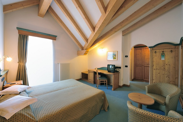 Camera - Hotel Bellavista - Cavalese