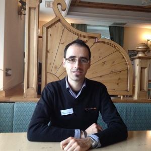 Il direttore dell'Hotel Bellavista (Cavalese) - Adriano Collenz