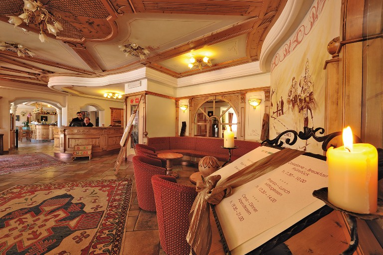Hall - Hotel Bellavista - Cavalese