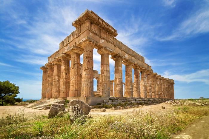 Templi di Selinunte - Trapani