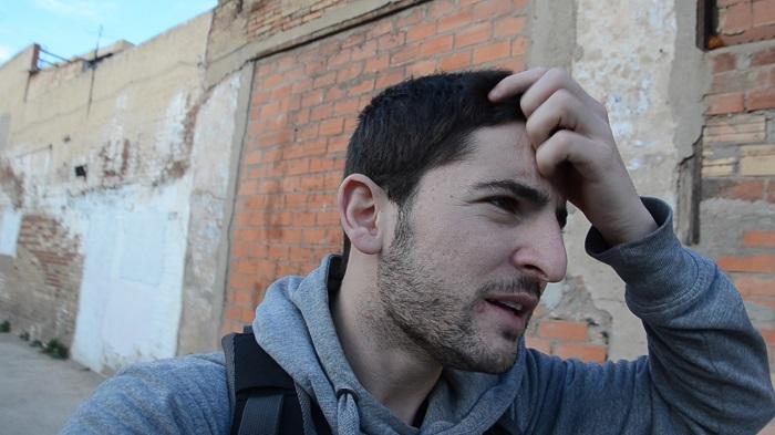 Gabriele Saluci - perso a Barcellona
