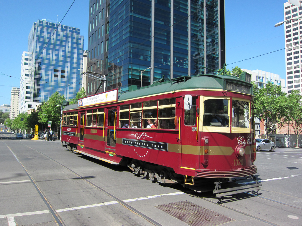 Melbourne - Circle City Tram