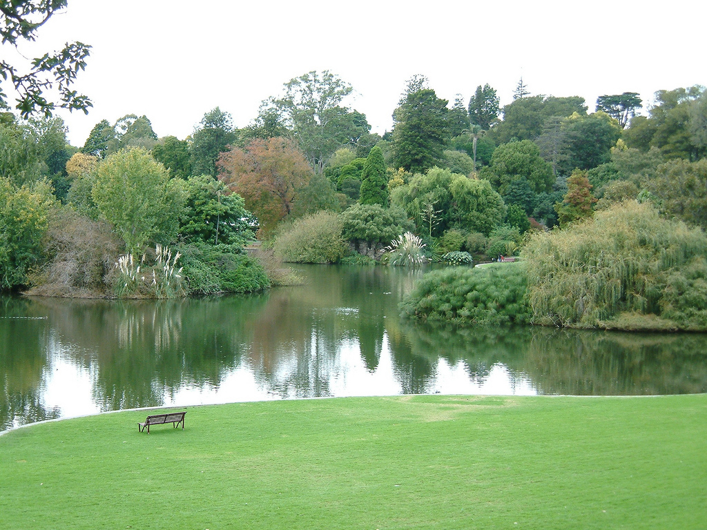 Melbourne - Royal Botanic Garden