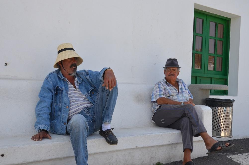 Abitanti di Lanzarote