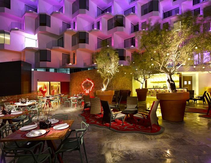 Estado Puro Terrace - Hard Rock Hotel Ibiza