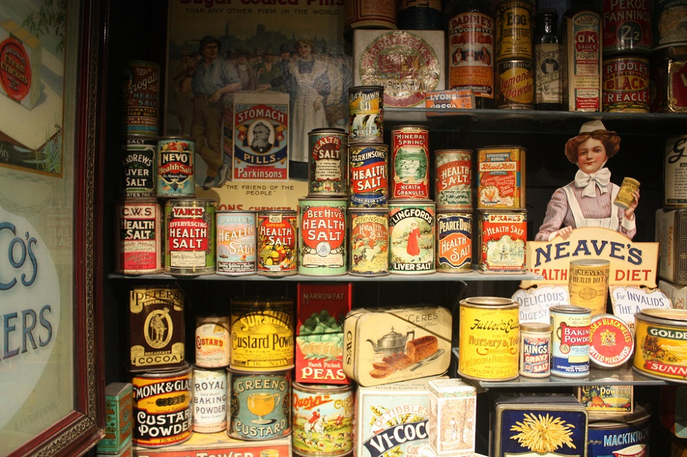 Museum of Brands Packaging and Advertising