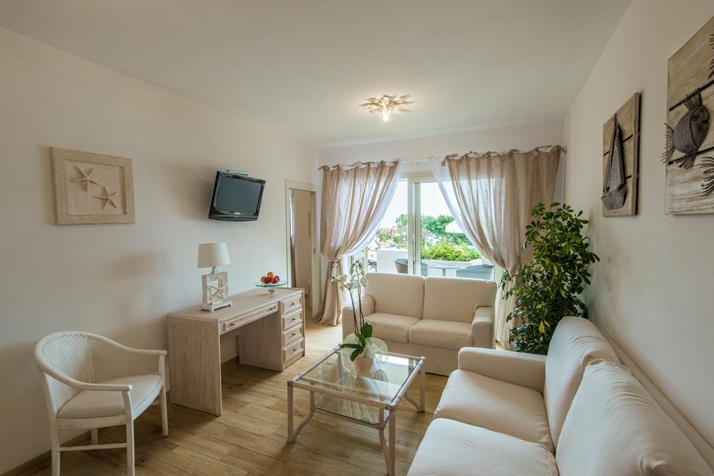 Hotel Gabbiano Azzurro - Suite