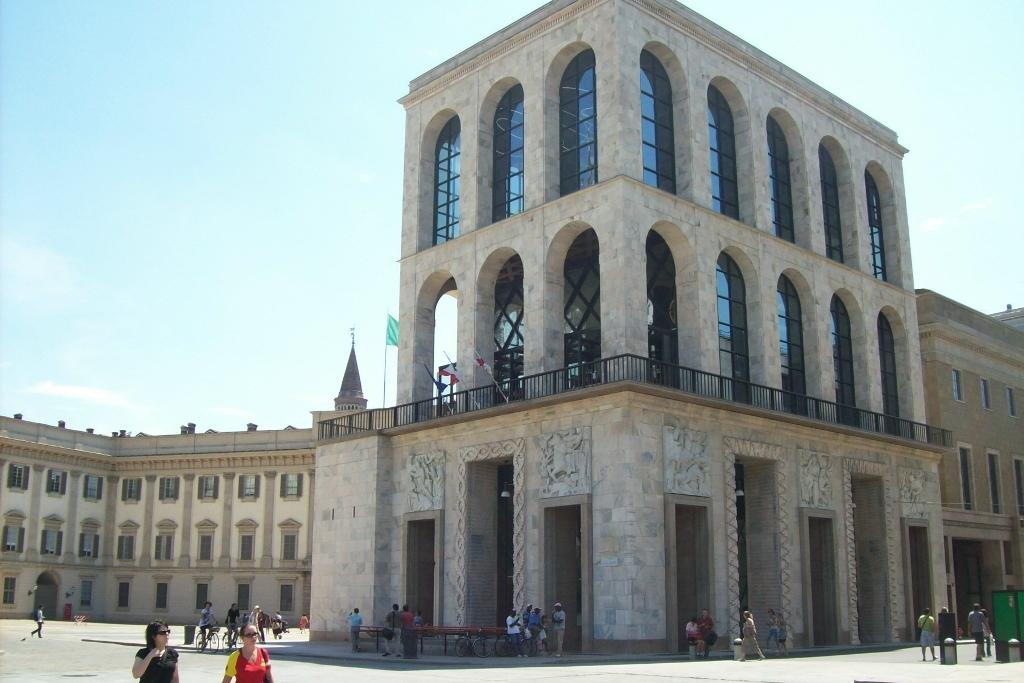 Museo del 900 © Wikimedia