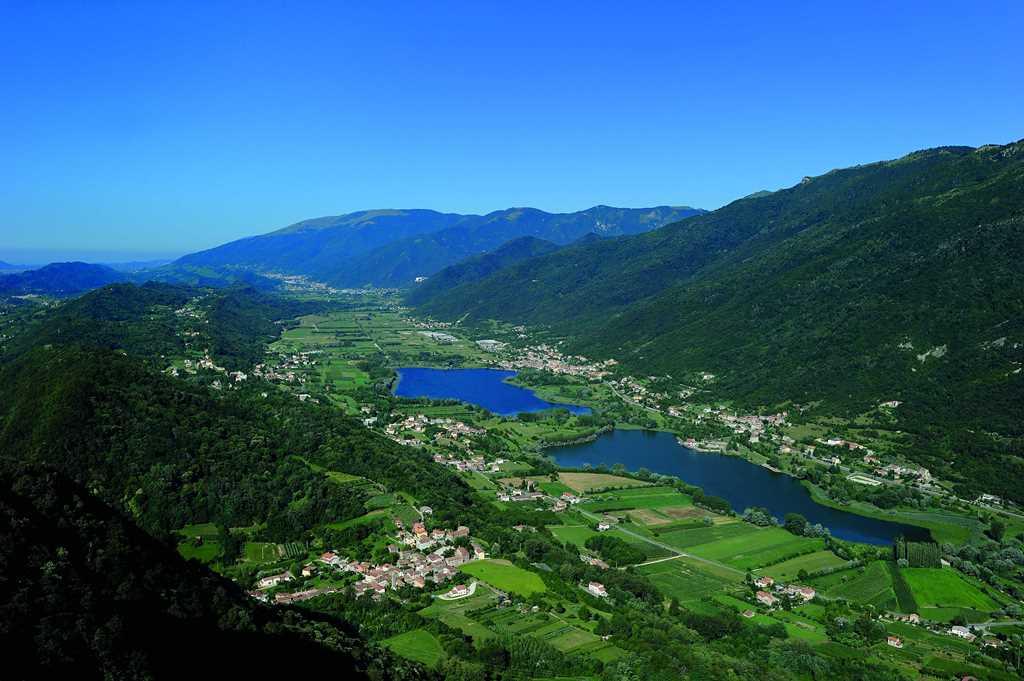 Vista da Castelbrando