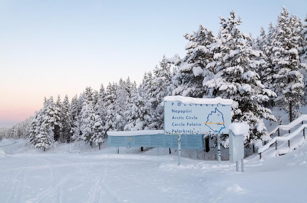 Circolo polare artico, Jokkmokk - fotolia © Mikhail Markovskiy