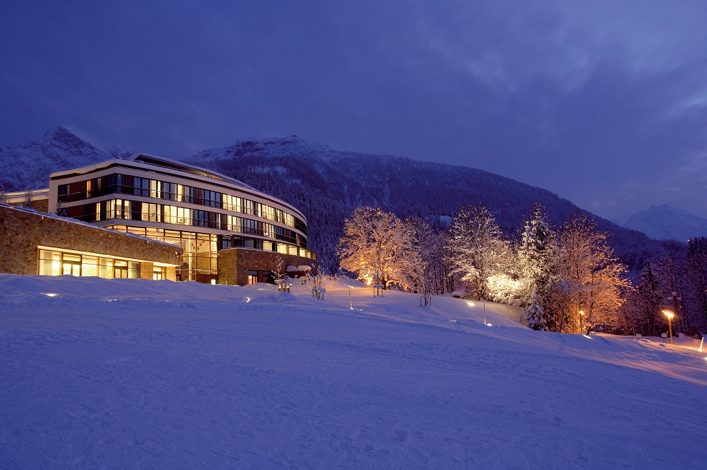 Intercontinental Berchtesgaden Resort, Bavaria (Germania)
