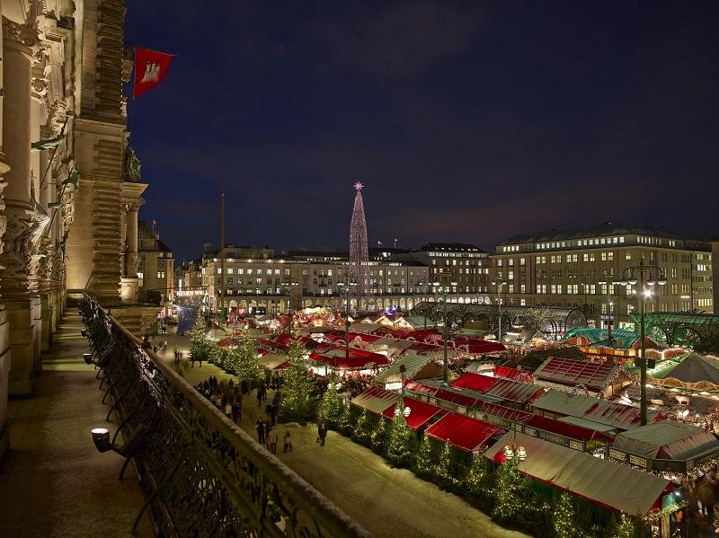Mercatino di Natale di Amburgo