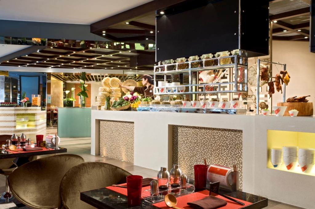 Swissôtel Grand Shanghai - Cafe