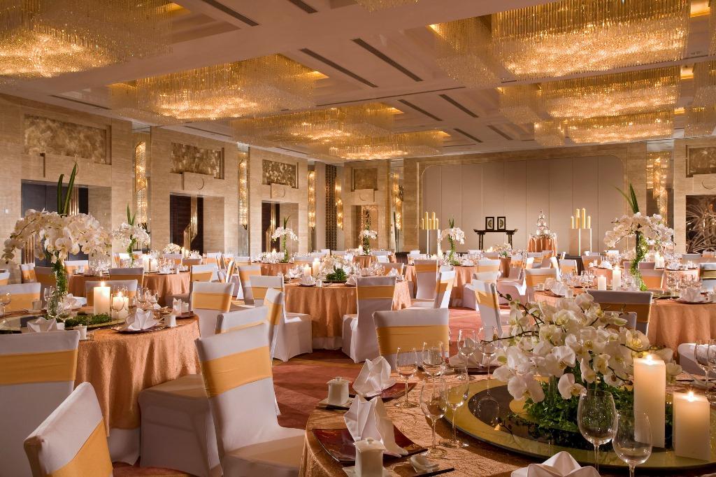 Sposarsi al Swissôtel Grand Shanghai