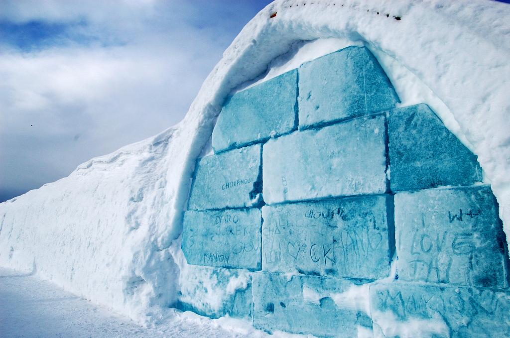 Ice Hotel - Flickr bjaglin (CC BY-SA 2.0) - cliccate e scoprite Ice Hotel su trivago