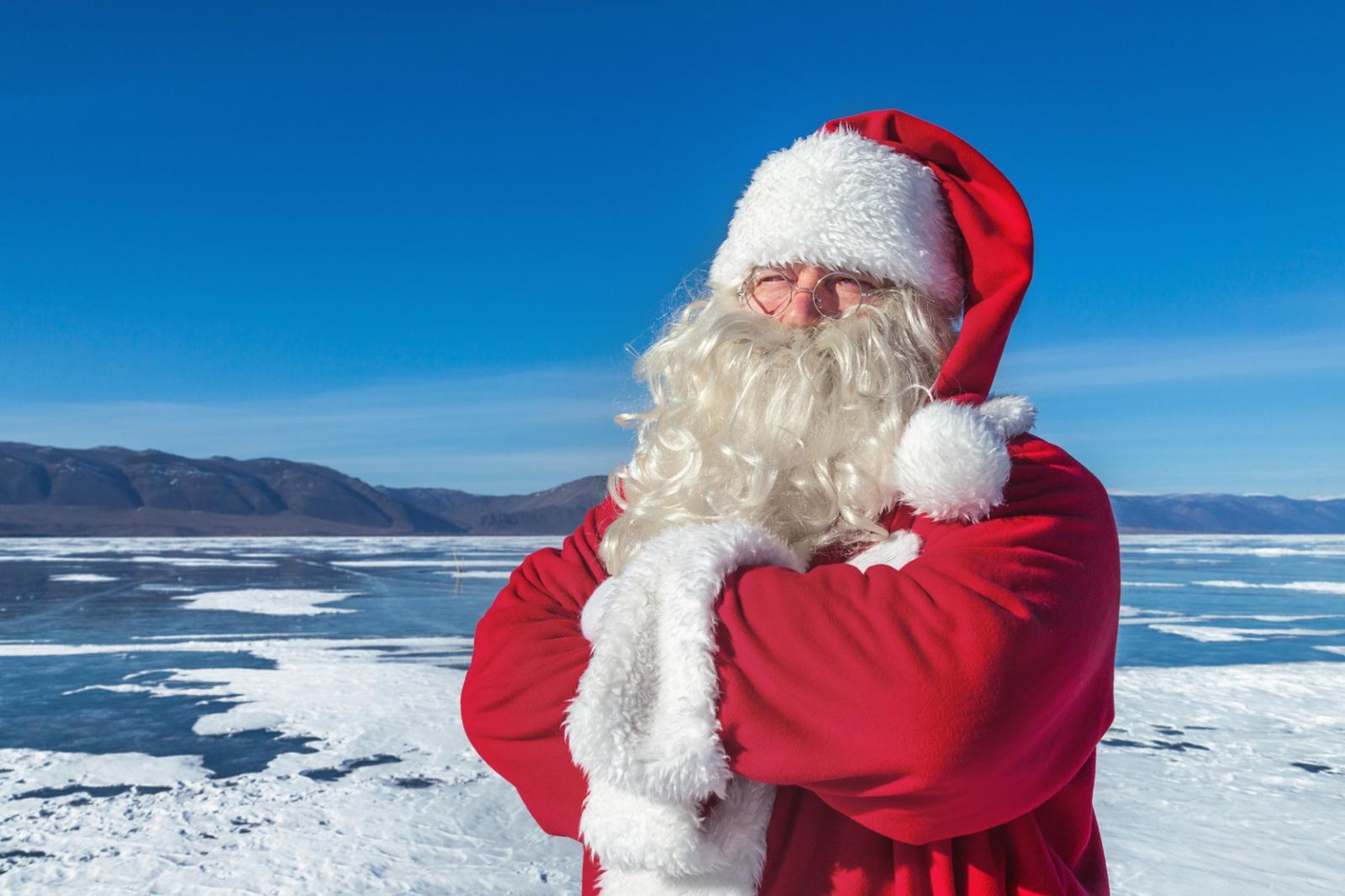 Babbo Natale - fotolia © tiplyashina
