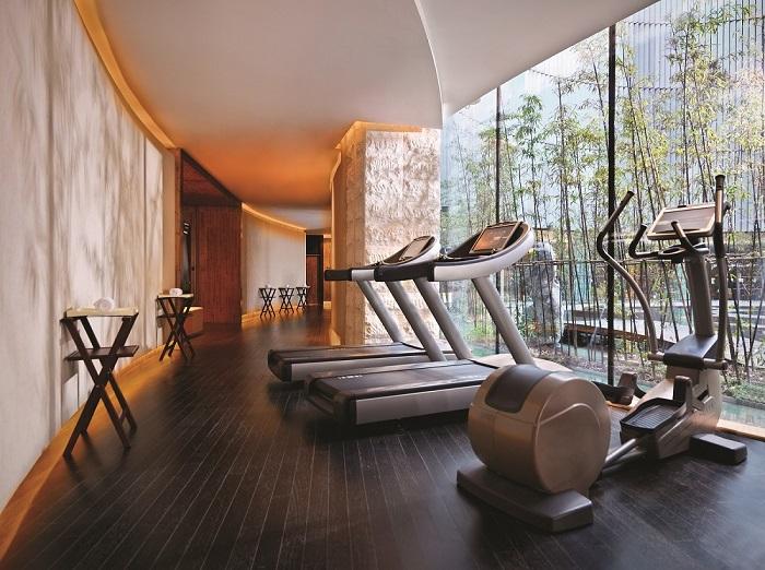 Jumeirah Himalayas Hotel - Fitness Centre