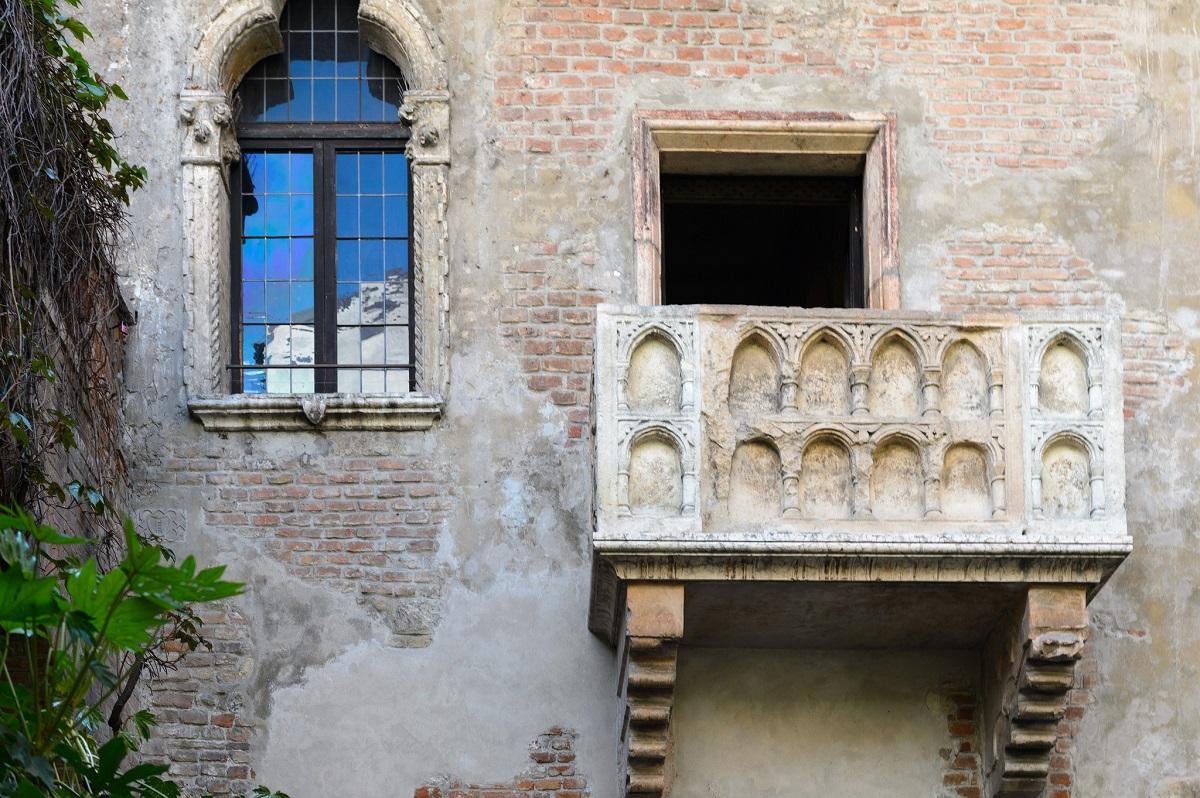 Verona - Balcone di Giulietta