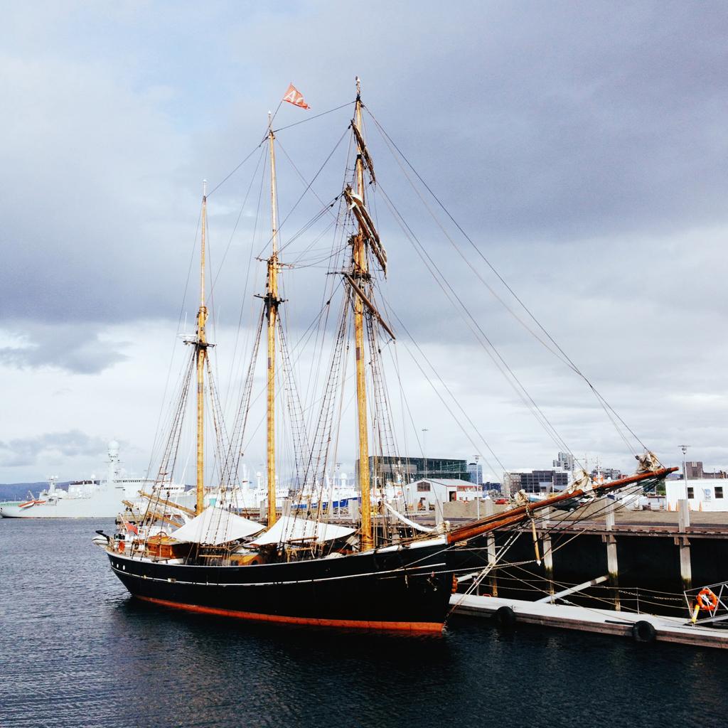 Porto di Reykjavik