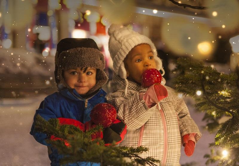 Mercatino di Natal di Liseberg