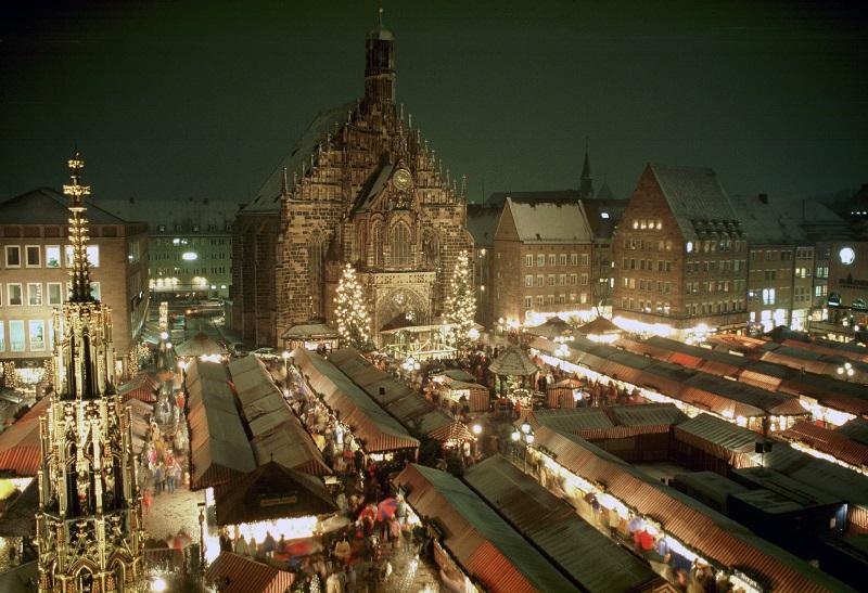 Mercatino di Natale di Norimberga