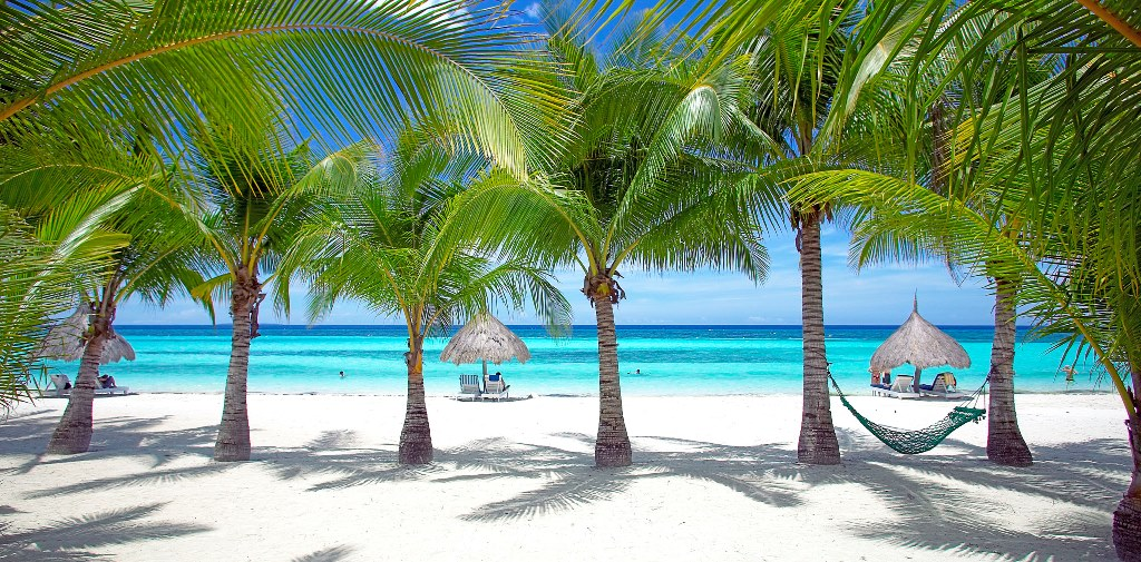 Una delle spiagge di Panglao Island