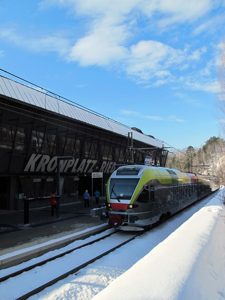 """Lo sci diventa """"eco"""" grazie ai collegamenti in treno tra il Plan de Corones e le Dolomiti di Sesto"""