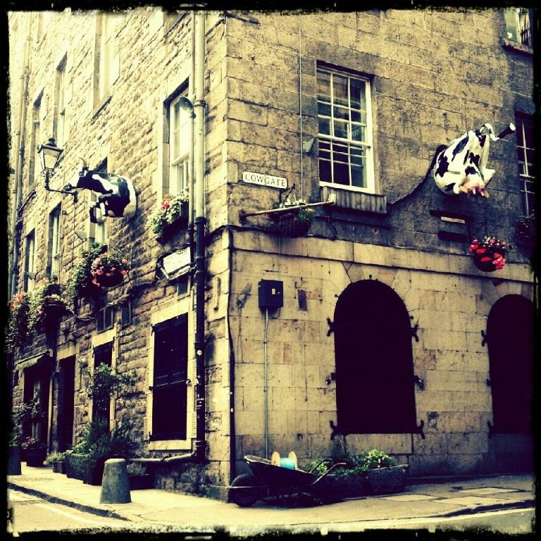 Cowgate - Edimburgo