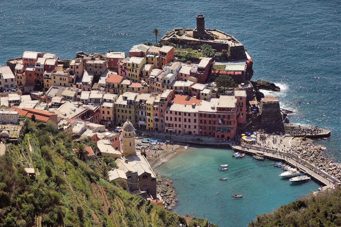 Vernazza, il borgo più ricercato di Italia
