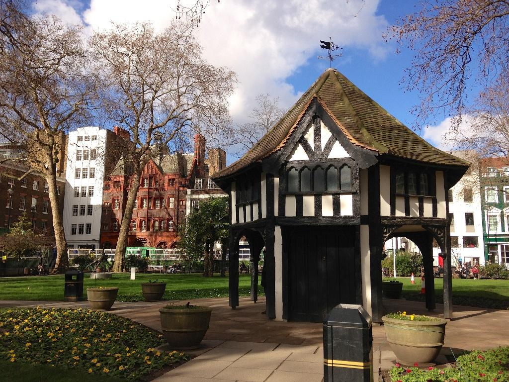 Soho Square, Londra