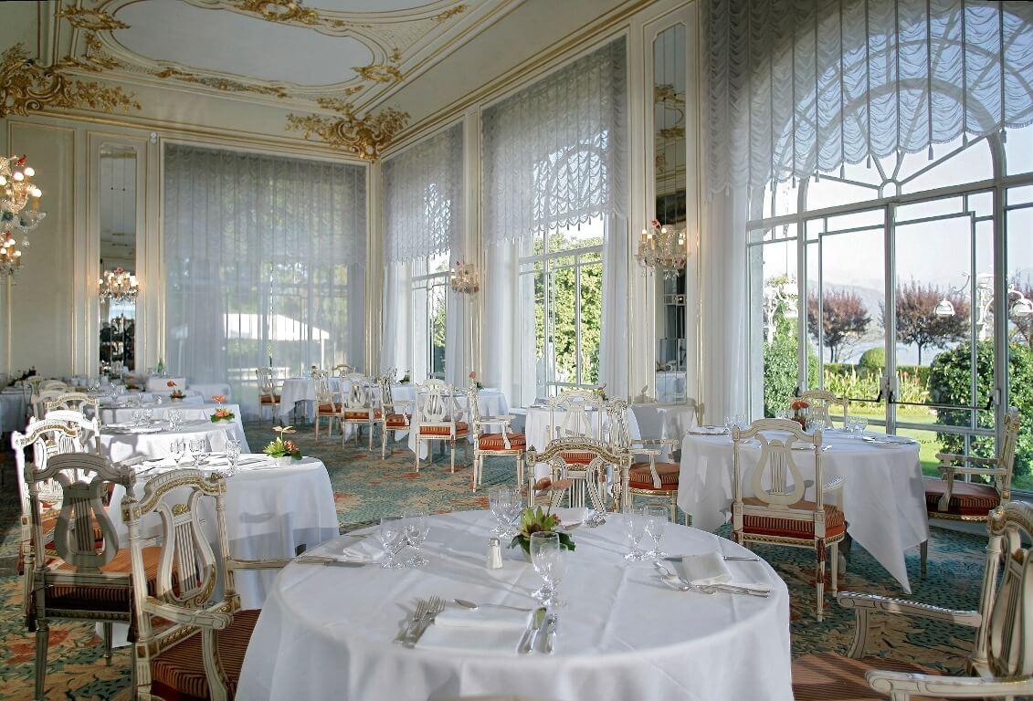 Piemonte - Grand Hotel des Iles Borromèes