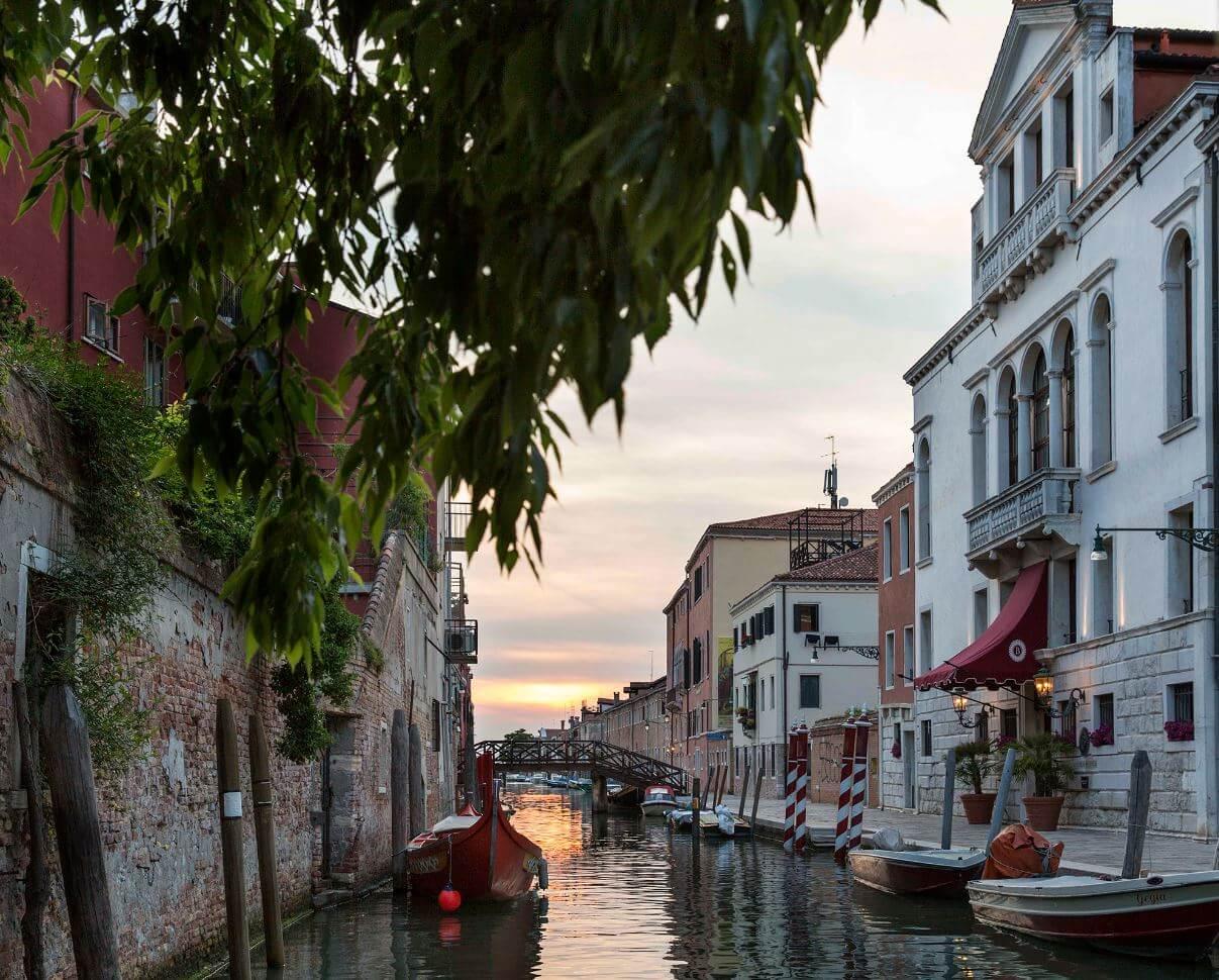 Matrimonio al Boscolo Venezia