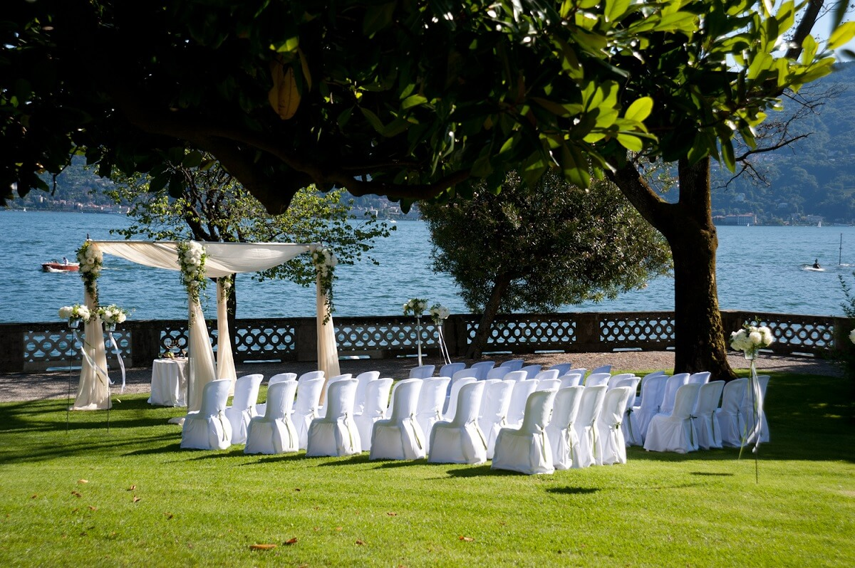 Matrimonio al Grand Hotel Majestic