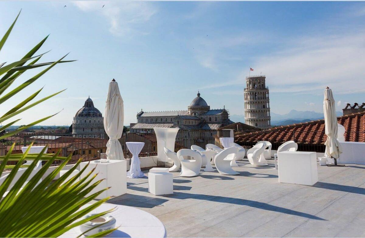 Grand Hotel Duomo hotel com vista na Itália