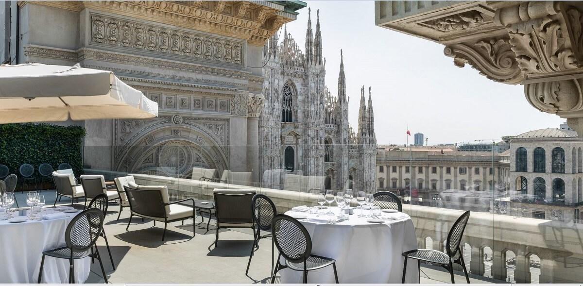 TownHouse Street Duomo hotel com vista na Itália