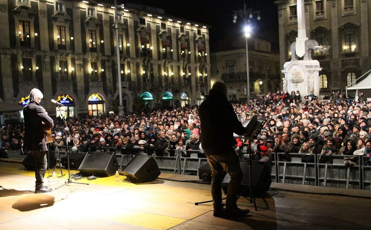 Cosa fare a Capodanno - Catania