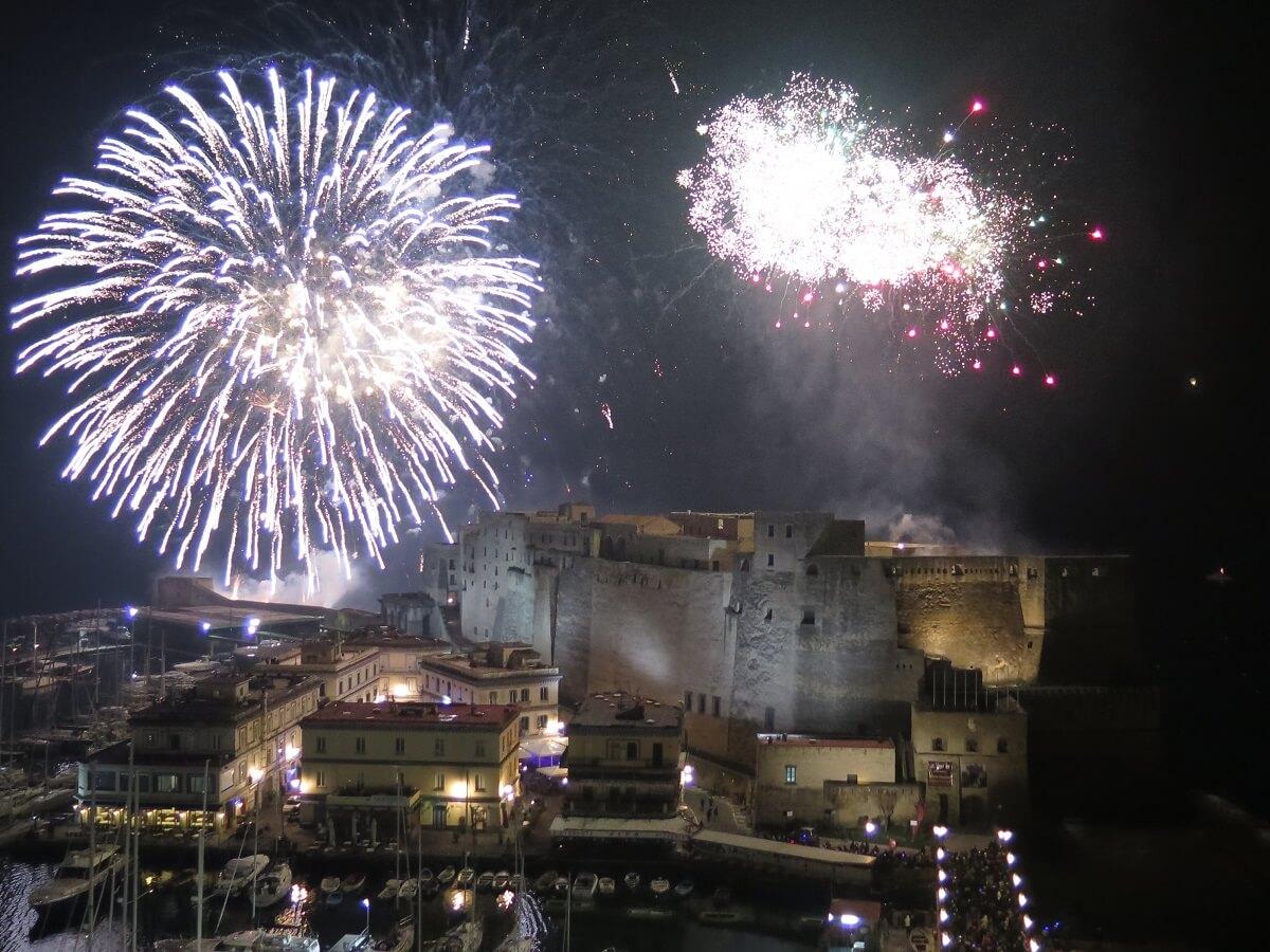 Cosa fare a Capodanno - Napoli