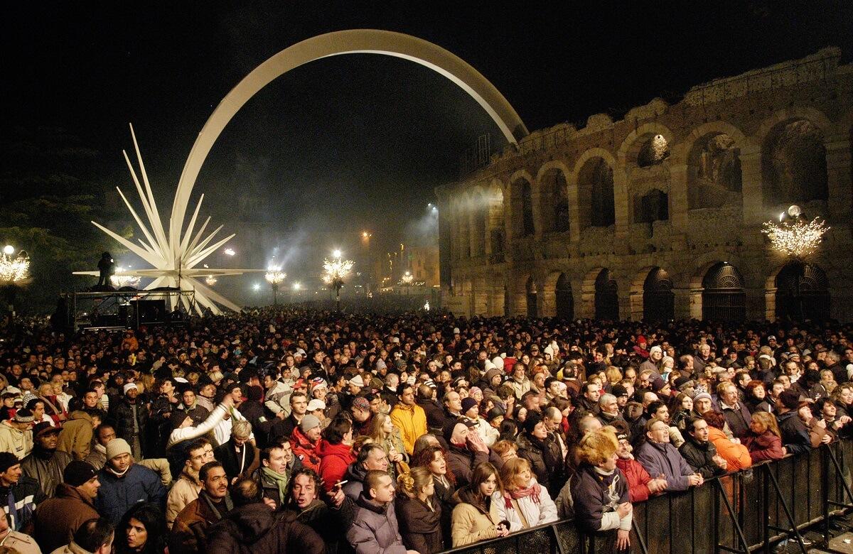 Cosa fare a Capodanno - Verona