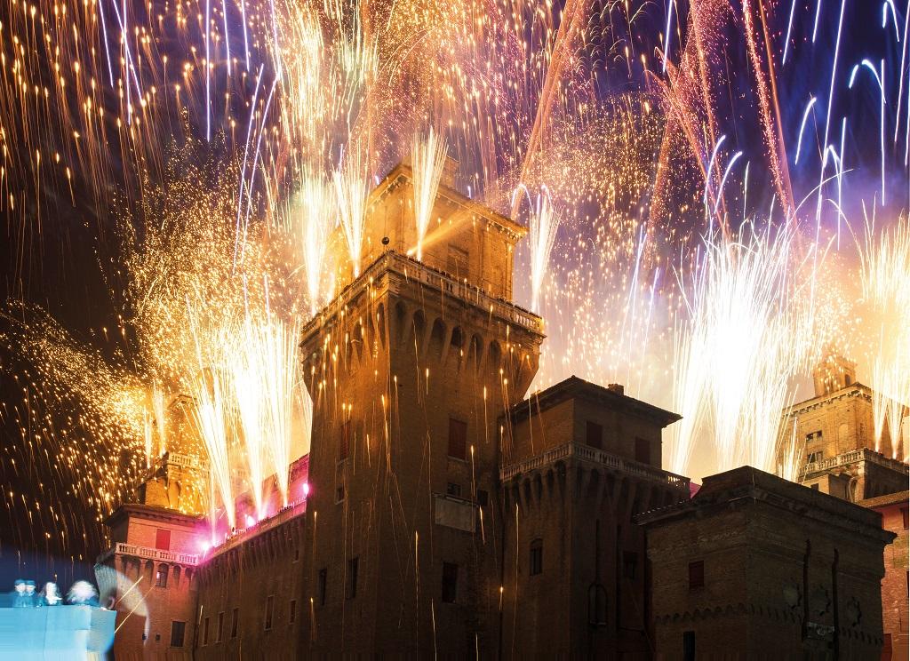 Cosa fare a Capodanno - Ferrara