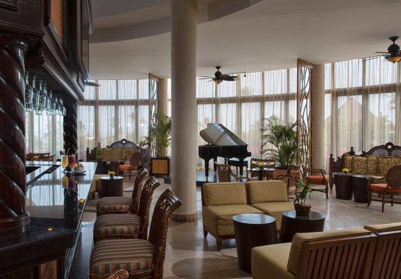 Intercontinental Playa Bonita Resort & Spa Lobby Bar