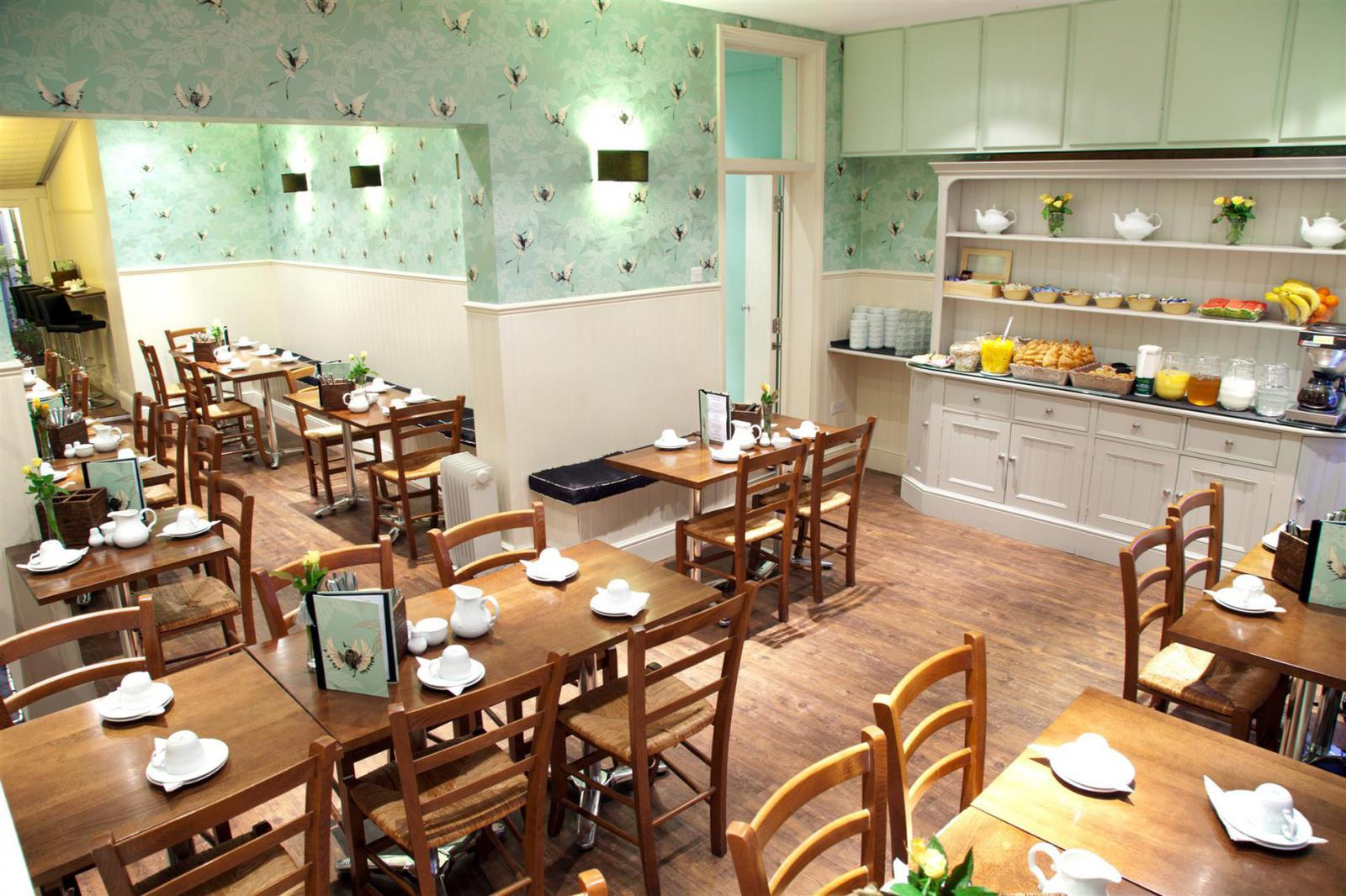The Georgian House Breakfast Room