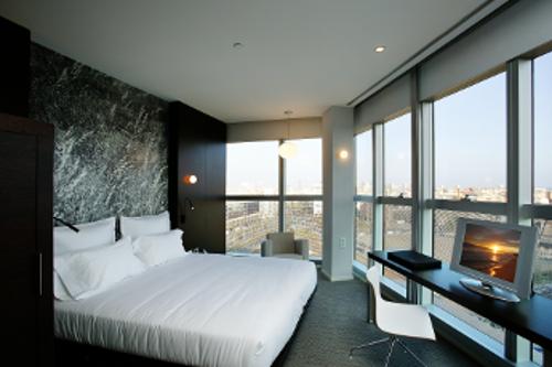 Hotel Silken Diagonal Junior Suite